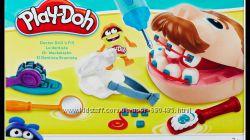 Набор для творчества, аналог Play-Doh Мистер Зубастик