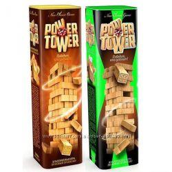 Игра Power Tower - Danko Toys - Vega Джанга - подарочная