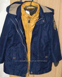 Стильная куртка Carters 3 в 1