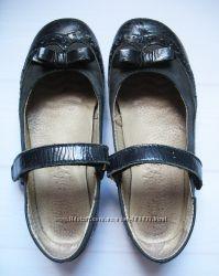 Кожаные туфли Lapsi 30 размер, 20 см.