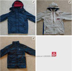 Курточки  на 5-6 лет
