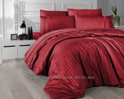 First Choice Постельное белье сатин делюкс Deluxe New Trend kirmizi, Турция