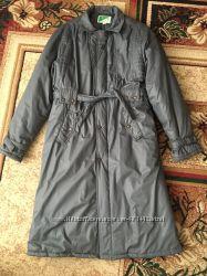 Мужское пальто дутое
