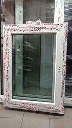 Окно Osnova премиум-5 камер c москитной сеткой