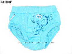 Детские трусы на памперс для мальчика Блумерсы-2