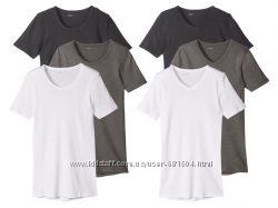 Качественные нательные футболки LIVERGY