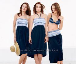Платье 2 в 1 трансформер в юбку TCM Tchibo размер 44-46 евро