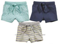 Хлопковые шорты LUPILU р-ры 62-80