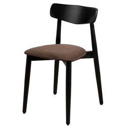 Стул стілець DAN ДЭН, массив березы, ткань, СКИДКИ, тм Lovko