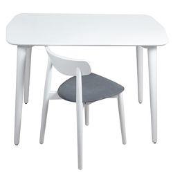 Стол стіл DAN ДЭН, массив березы, разные цвета, СКИДКИ, тм Lovko