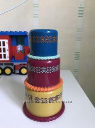 Пирамидка b. toys