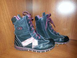 Ботиночки демисезонные Melania для девочки 31 размера