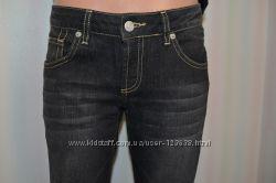Фирменные джинсы на невысокую мамочку