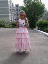 Нарядное платье р116-128-134