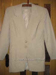 Нарядный пиджак  р46