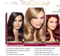 Краска для волос Орифлейм Tru Color by HAIRX