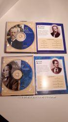 Малер і Сметана диски колекційні