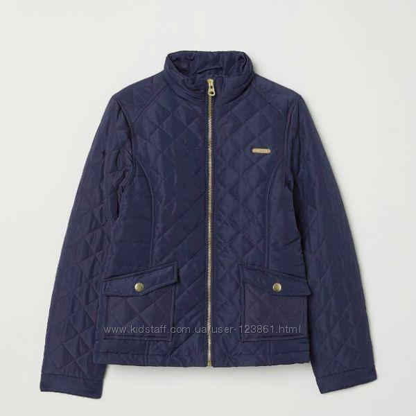 Очень красивые деми куртки H&M 158. 164. 170