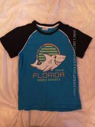 Наши футболки Chicco 8-9 лет
