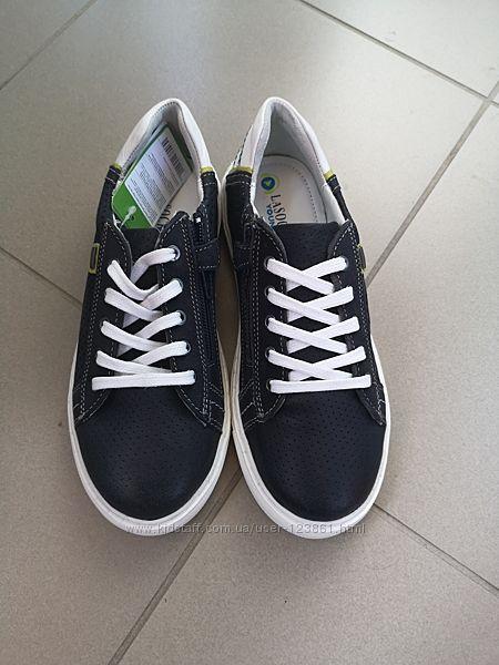 Кожаные туфли Lasocki 33