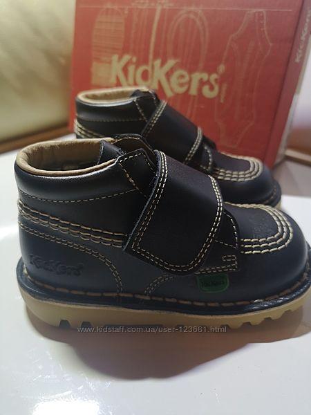 Деми ботинки Kickers Франция 23 размер