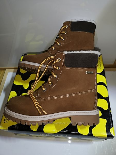 Зимние ботинки LURCHI by SALAMANDER 32 размер. Оригинал