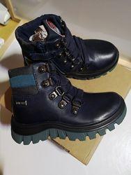 Зимние кожаные ботинки Naturino 24