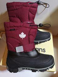 Сноубутсы сапоги Canadians Tex