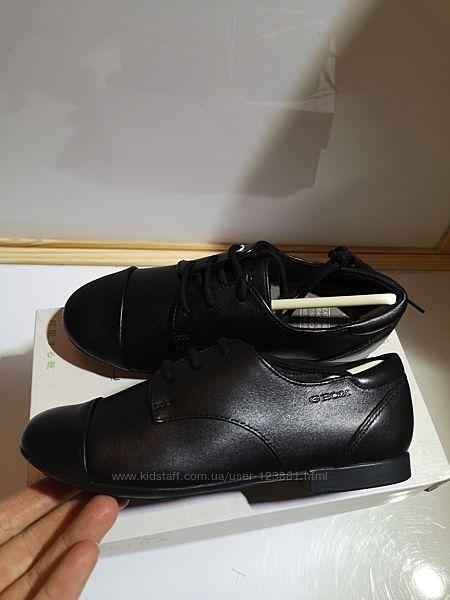Кожаные туфли Geox 29 Оригинал