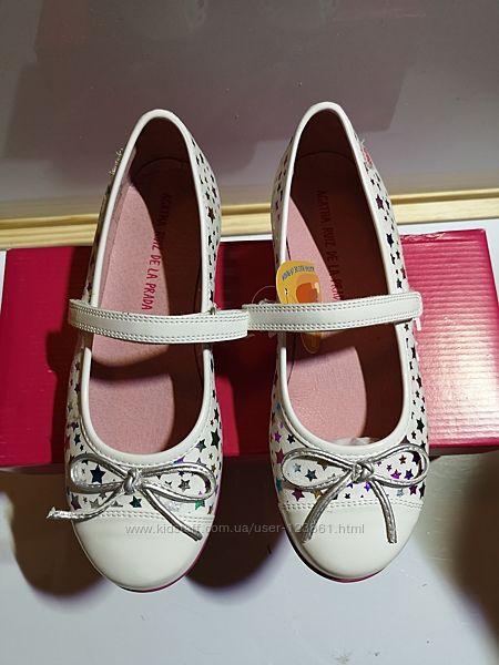 Туфельки Agatha Ruiz De La Prada Garvalin Оригинал 30 размер