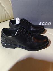 Кожаные туфли Ecco 28. 30 и 36 размер Оригинал