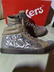 Деми ботинки Kickers Франция  Оригинал