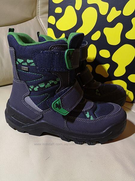 Зимние ботинки Lurchi Salamander TEX Германия 31 размер