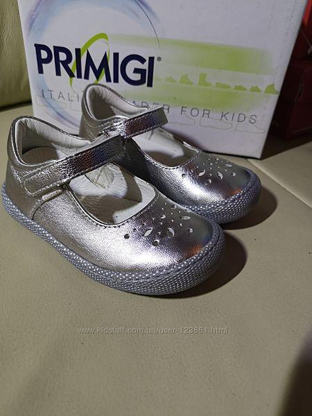 Кожаные туфельки Primigi Оригинал 23. 24.25.33
