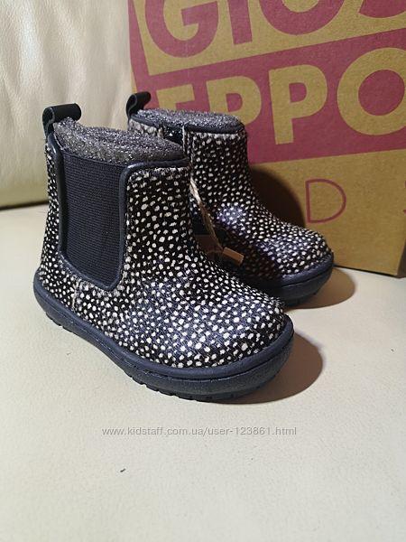 Кожаные деми ботинки Gioseppo Испания 20