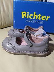Кожаные туфельки Richter 29