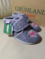 Теплые комнатные тапочки Grunland 28