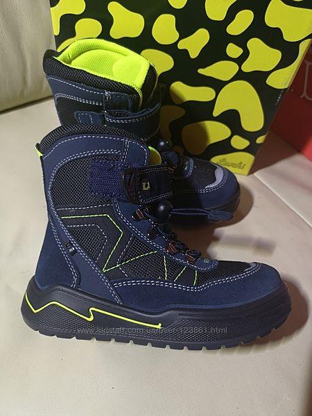 Зимние ботинки Lurchi Salamander TEX Германия