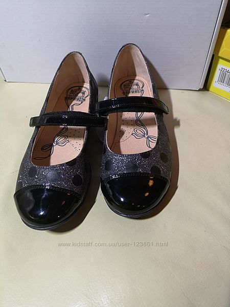 Нежные туфельки Garvalin Оригинал 28  размер
