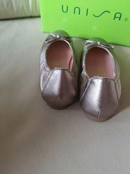 Кожаные балетки Unisa 31 Оригинал
