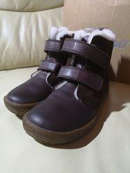 Шикарные зимние ботинки Naturino Италия Оригинал 31