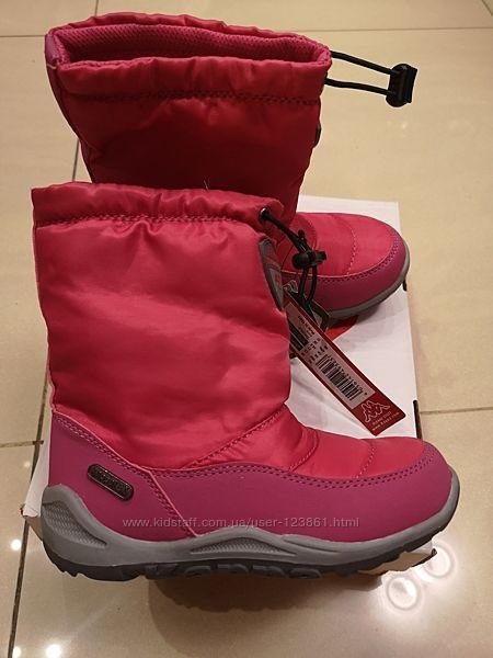 Зимние ботинки Kappa Tex 29  Оригинал