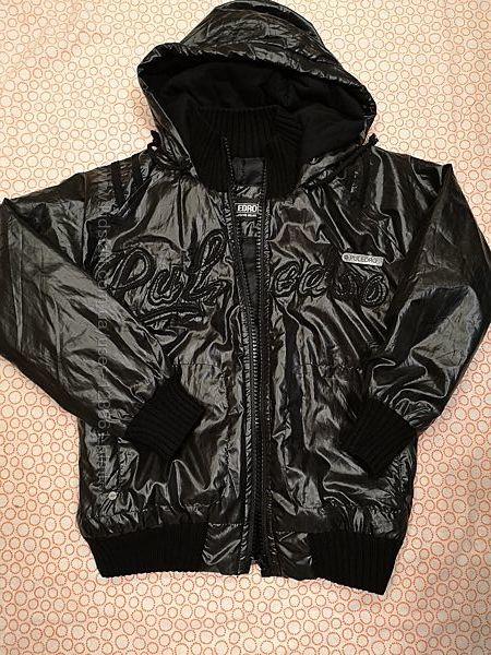 Очень крутая деми куртка Puledro 10-11 лет