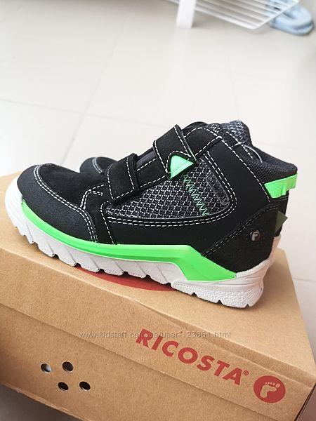 Крутейшие деми ботинки Ricosta Sympa Tex 26 Оригинал