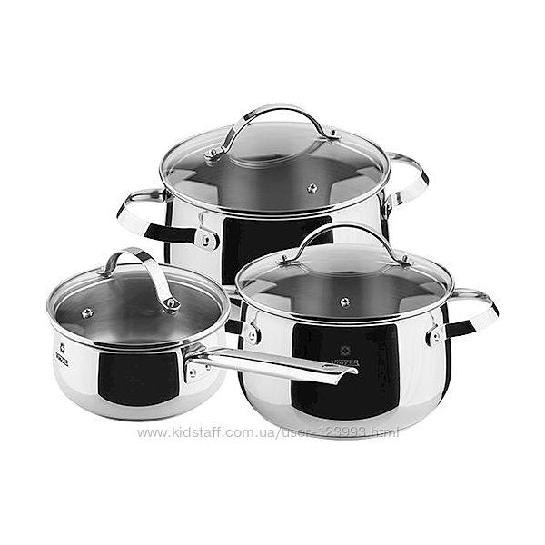 Набор посуды Vinzer CULINAIRE 6 предметов 89030