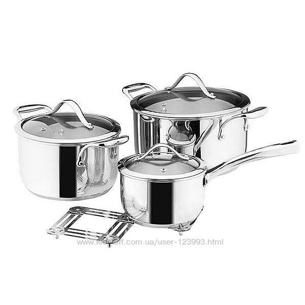 Набор посуды Vinzer CHEF 7 предметов 89028