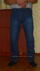 Зима Флис мужские джинсы 42р. выкуп