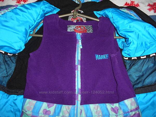 Marker Америка куртка и комбез на 5т Зима