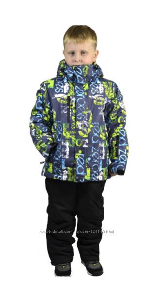Детский горнолыжный костюм Snowest для мальчика 537-1
