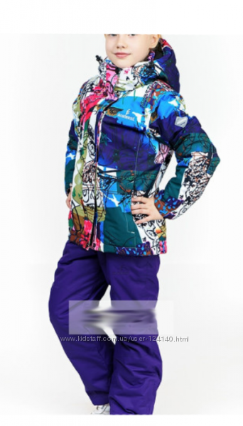 Детский горнолыжный костюм Snowest для девочки 628-2